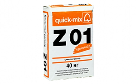 quick-mix, Z 01, 40 кг
