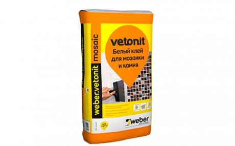 weber.vetonit mosaic, 25 кг