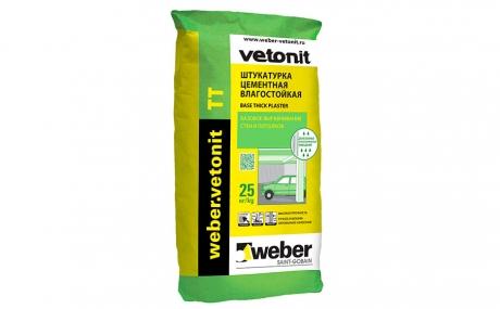 weber.vetonit TT, 25 кг