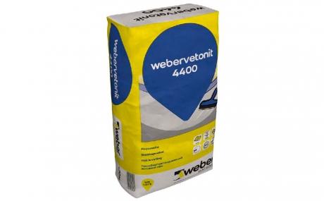 weber.vetonit 4400, серый, 20 кг