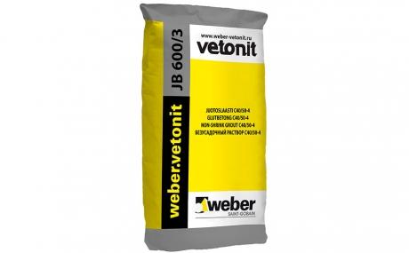 weber.vetonit JB 600/3, 25 кг