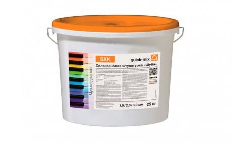 quick-mix SXK Шуба 2 мм белая, 25 кг