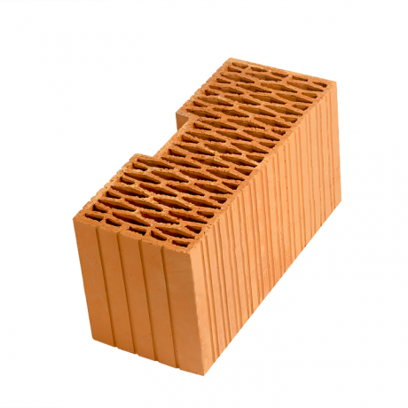 Porotherm блок 44R