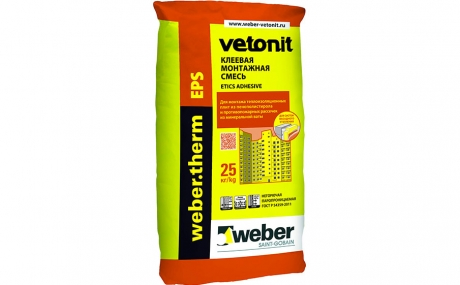 weber.therm EPS, 25 кг