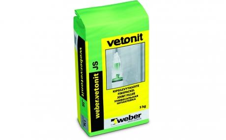 weber.vetonit JS, белая, 5 кг