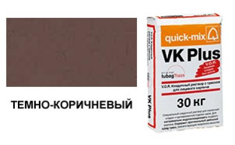 quick-mix VK Plus 01.F темно-коричневый 30 кг