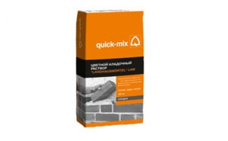 quick-mix LHM зима белый, 25 кг