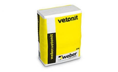 weber.vetonit RL 45 серый, 25 кг