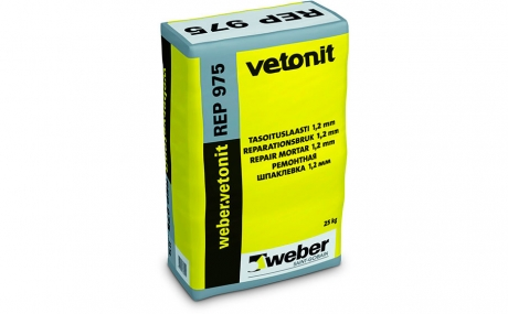 weber.vetonit REР 975 серый, 25 кг
