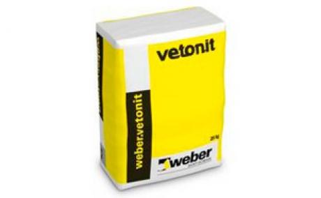 weber.vetonit SB 45, серый, 25 кг