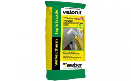 weber.therm teplofacade, 25 кг