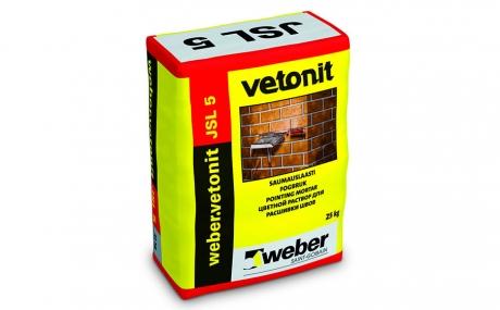 Weber.Vetonit JSL Ropis № 169 25 кг