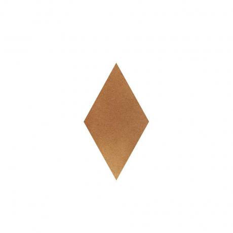 Paradyz Aquarius Brown Romb декор напольны 14,6×25