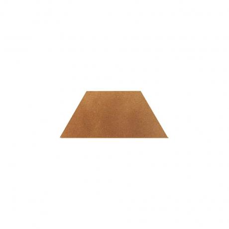 Paradyz Aquarius Brown Trapez декор напольный 12,6×29,6