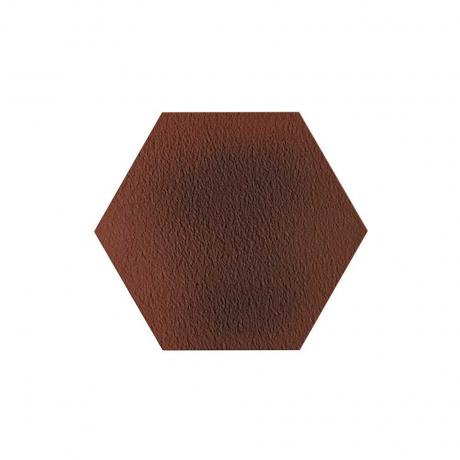 Paradyz Cloud Rosa DURO Heksagon плитка напольная структурная 26×26