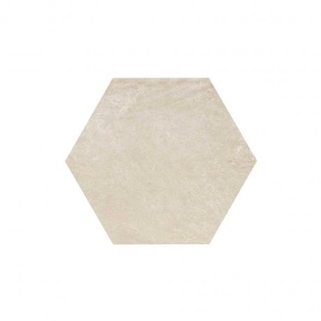 Paradyz Cotto Crema Heksagon плитка напольная 26×26