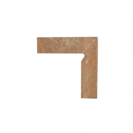 Paradyz Ilario Ochra плинтус 2-х элем правый 8,1×30