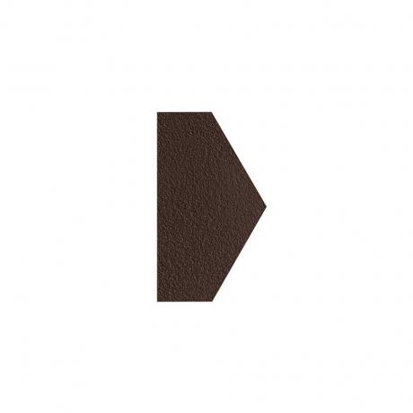 Paradyz Natural Brown DURO Polowa декор напольный структурный 14,8х26