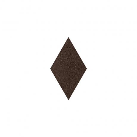 Paradyz Natural Brown DURO Romb декор напольный структурный 14,6х25,2