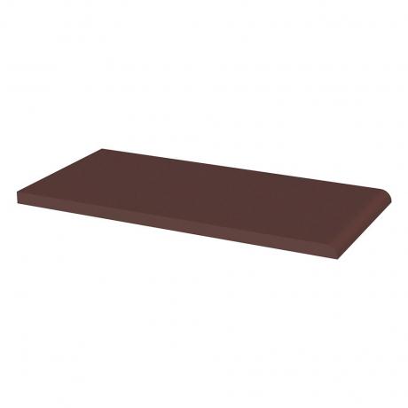 Paradyz Natural Brown (Plain) подоконник гладкий 14,8×30