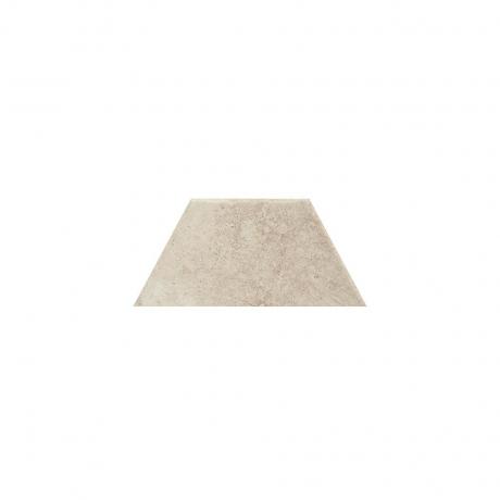 Paradyz Scandiano Ochra Trapez декор напольный 12,6×29,6