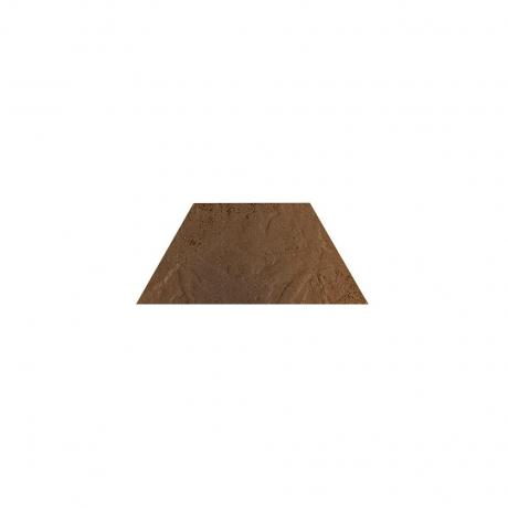 Paradyz Semir Beige Trapez декор напольный 12,6×29,6