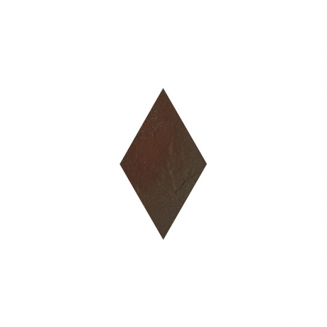 Paradyz Semir Brown Romb декор напольный 14,6×25,2