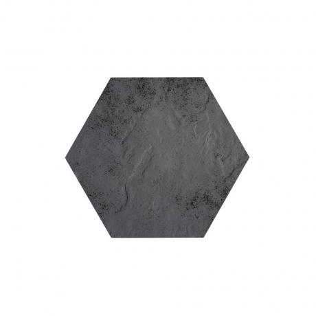 Paradyz Semir Grafit Heksagon плитка напольная 26×26