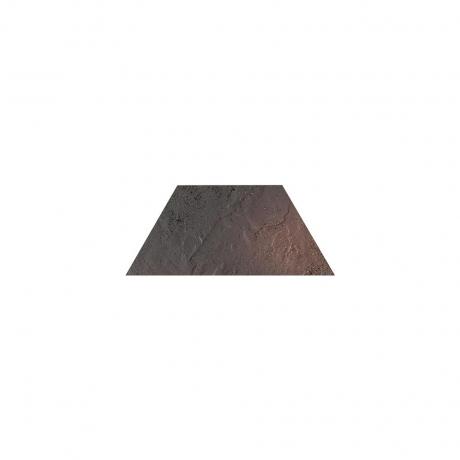 Paradyz Semir Rosa Trapez декор напольный 12,6×29,6