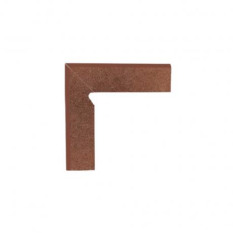 Paradyz Taurus Brown плинтус левый 2-х элем 8,1×30