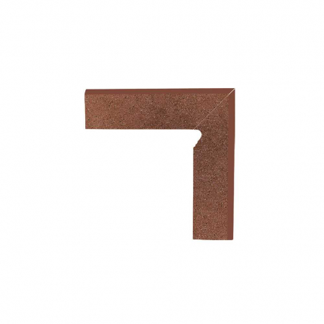 Paradyz Taurus Brown плинтус правый 2-х элем 8,1×30