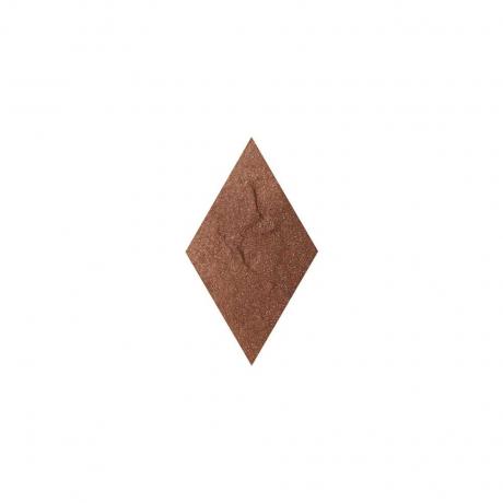 Paradyz Taurus Brown Romb декор напольный 14,6×25,2