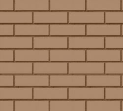 Кирпич лицевой коричневый 'Гляссе' с гладкой поверхностью