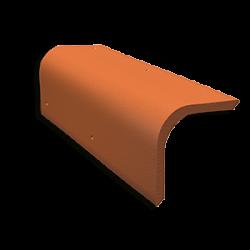 Торцевая черепица Kriastak