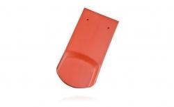 Керамическая черепица вентиляционная выпуклая Koramic Biber Natural Red