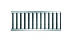 Решетка ACO кл. А15 оцинкованная сталь, 1 м