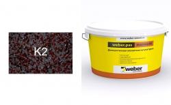 weber.pas marmolit k2, 25 кг