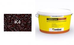 weber.pas marmolit k4, 25 кг