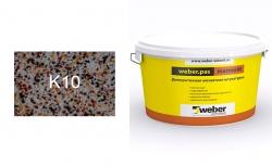 weber.pas marmolit k10, 25 кг