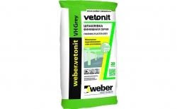 weber.vetonit VH grey, 20 кг