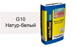 weber.vetonit 4650 G10 светло-бежевый, 20 кг