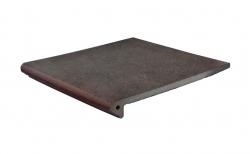 Клинкерная ступень-флорентинер Gres Aragon Duero Roa, 300*293*14(36) мм