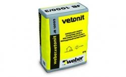 weber.vetonit JB 1000/3 серый, 1000 кг