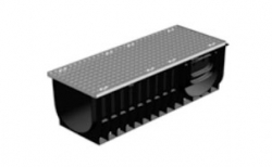 Комплект Gidrolica Light DN100 кл. А15 (ЛВ-30.38.39,6 пластиковый, РВ-30.37.100 оцинкованная)