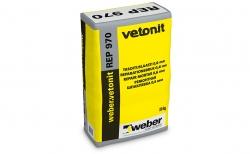weber.vetonit REР 970 серый, 20 кг