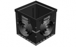 Дождеприемник Gidrolica ДП-30.30, 300х300х300 мм