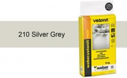 weber.vetonit Prof 210 Silv grey 15 кг