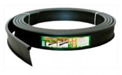 Бордюр Gidrolica Country Б-10000.2.11 пластиковый черный, 10000*20*110 мм