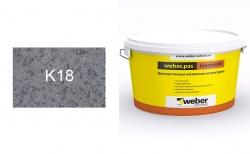 weber.pas marmolit k18, 25 кг