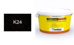 weber.pas marmolit k24, 25 кг